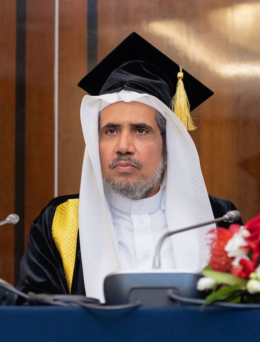 General Secretary of the World Islamic League, E.P. Sheikh, Dr. Mohammed bin Abdelkirim Al-Isa, was conferred the degree of Honorary Doctor of the Institute of Oriental Studies by Academic Council of the Institute of IOS RAS