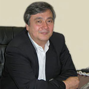 Deputy Director for Science ИВ РАН Aleksandr Zhelezniakov