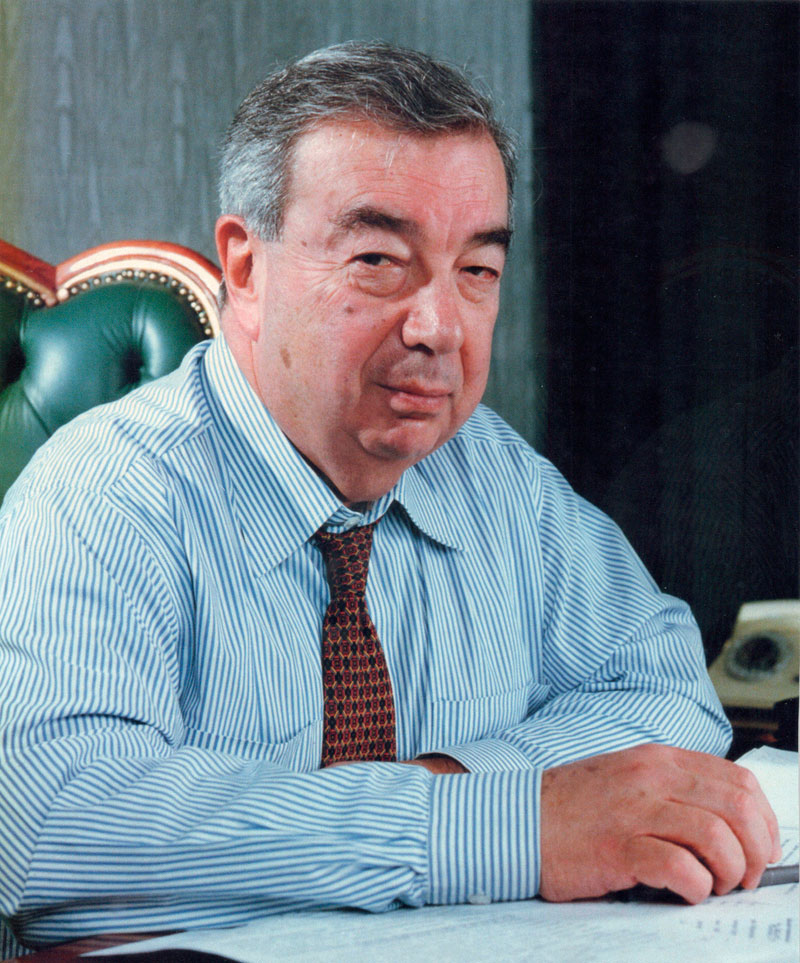 90 years since the birth date of Yevgeny Maksimovich Primakov, the outstanding scientist, politician, and academician of the Russian Academy of Sciences.
